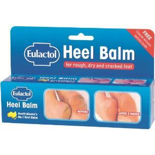 Eulactol Heel Balm 50g