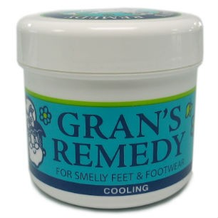 Grans Remedy Foot Pwd Cooling 50g