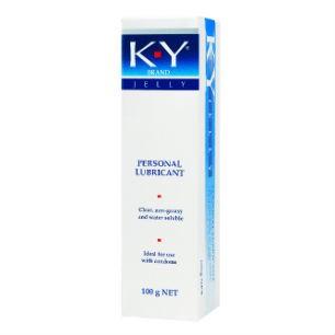 KY Jelly 100g