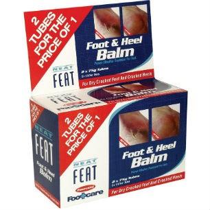 Neat Feat Foot & Heel Balm 75g
