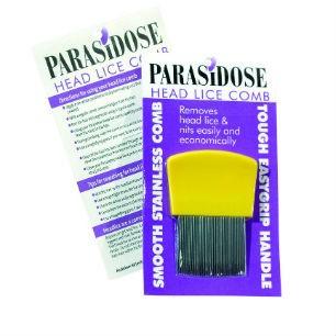 Parasidose Long Tooth Lice Comb